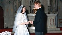 Mark and Angela getting married
