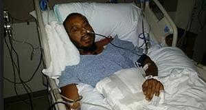 Emmanuel recovering in hospital after being injured in a near-fatal US shooting