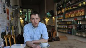 Duncan Campbell beat three others to scoop the £25,000 Turner Prize