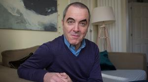 Actor James Nesbitt was awarded an OBE in the New Year's Honours List