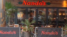 'The company said that all click and collect orders must be placed online via Nandos.co.uk to avoid queues and keep customers and staff safe'