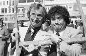 Syd Little and Eddie Large