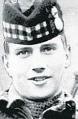 John (17) and Joseph McCaig (18, above), and Dougald McCaughey (23) had been drinking on a night off-duty and were in their civilian clothes when they were killed in March 1971.