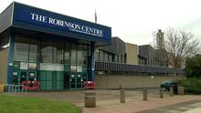 The Robinson Centre has been closed amid concerns over asbestos