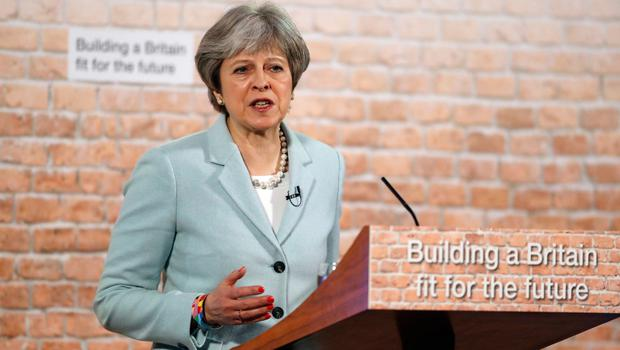 Prime Minister Theresa May has described herself as a 'proud unionist'
