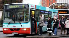 Translink is attempting to find £20m in savings to adapt to loss of revenue in the coronavirus pandemic. (Paul Faith/PA).