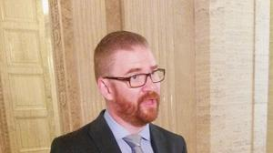 Simon Hamilton suggested he was open to a change of policy