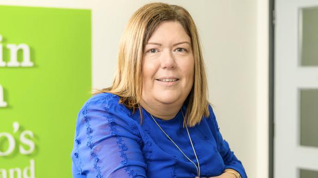 Michele Janes leads Barnardo's in Northern Ireland. The charity has warned that more families are being pushed into crisis and the most vulnerable children are in the greatest danger during the pandemic (Barnardo's/PA).