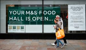 """""""The clock is ticking"""", says Marks & Spencer CEO"""