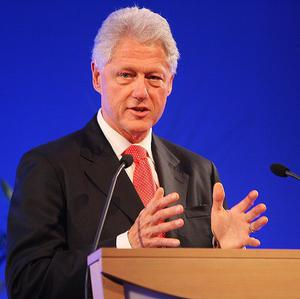 Bill Clinton will address crowds at Londonderry's Guildhall Square as part of his visit next week