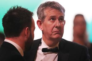 Edwin Poots has faced calls to apologise (Niall Carson/PA)