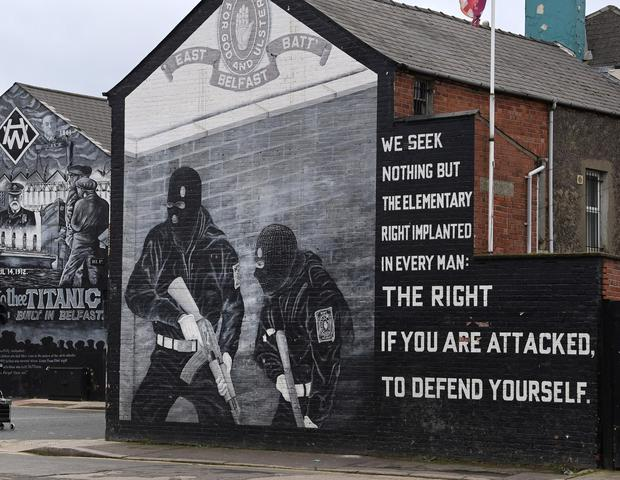 At the weekend police confirmed they are investigating an incident in which a Catholic family were forced to flee from their home in east Belfast after a paramilitary threat. Photo: Charles McQuillan