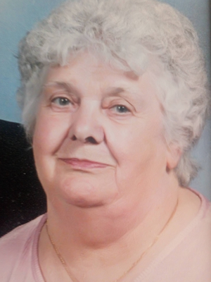 Tragedy: Brigid Cavanagh was found dead on the floor beside her hospital bed in Altnagelvin