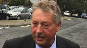 Sammy Wilson argued MPs 'should know the full implications' of any decision they were asked to take in a vote on Brexit (Michael McHugh/PA)