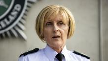 Assistant Chief Constable Barbara Gray during a press conference at PSINI Headquarters (Liam McBurney/PA)