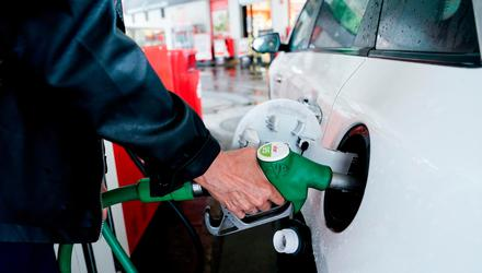 Fuel prices are up again. Credit: Europa Press via Getty Images