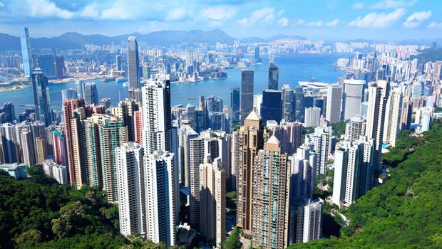 Hong Kong is a former British colony