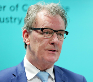 Mike Nesbitt admitted a breach of lockdown rules (Kelvin Boyes/PA)