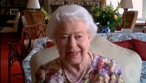 The Queen joined the Zoom revolution for a conference call to mark Carers' Week