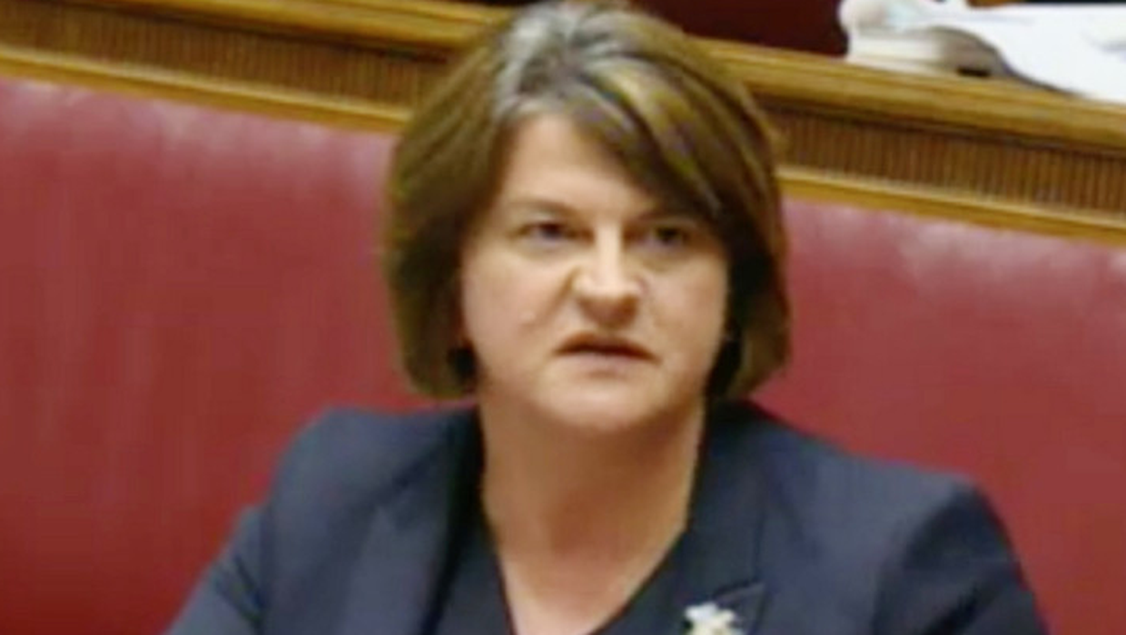 Sam McBride: Arlene Foster has weakened the DUP's Stormont veto by mistake, with major implications for the future