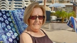 Late Lisburn woman Evelyn McMullen