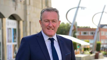 Event: Finance Minister Conor Murphy