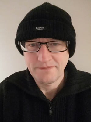 Local writer Ian McConnell