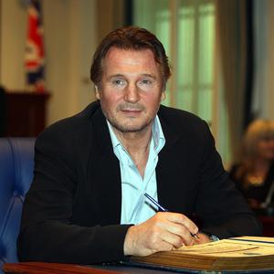 Liam Neeson made an appeal for information about the whereabouts of seven IRA murder victims