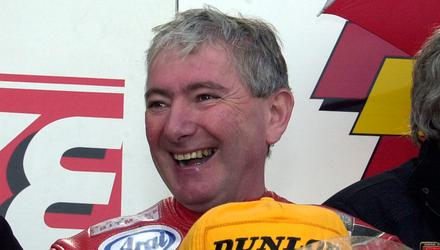 Icon: Joey Dunlop