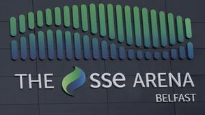The SSE Arena in Belfast (PA)