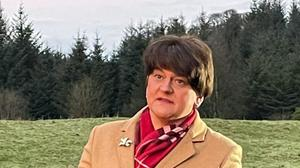 Northern Ireland faces a 'dire' situation as the pandemic worsens, Arlene Foster warned (DUP/PA)