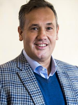 Grant Abraham Conservative candidate for Strangford, during the launch of the Northern Ireland Conservatives manifesto at the Culloden Hotel. PRESS ASSOCIATION Photo. Picture date: Wednesday November 27, 2019. See PA story POLITICS Election Ulster Conservatives. Photo credit should read: Liam McBurney/PA Wire