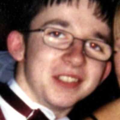 Daniel McColgan was shot dead by a loyalist gang as he arrived for work at a sorting office in Belfast