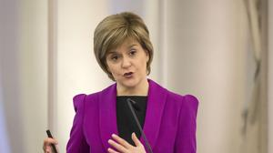 Nicola Sturgeon will call for reform to the Westminster system