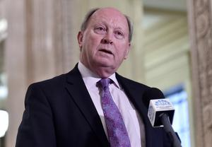 Raised issue: Jim Allister