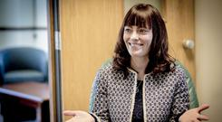 New Infrastructure Minister Nichola Mallon has a bulging in-tray as she takes up her post