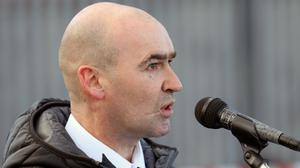 Shankill bomber Sean Kelly will not be prosecuted over an incident at a Belfast shopping centre last month (Peter Morrison/PA)