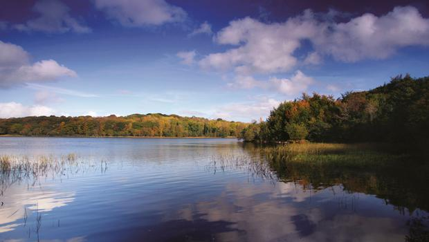 The picturesque waters of Lower Lough Erne in Co Fermanagh
