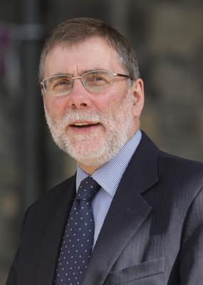 Anger: Nelson McCausland was heavily criticised for his Facebook post