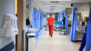 A report has revealed the number of hospital visits linked to self-harm