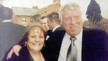 Christopher Vallely (79), who was known as Arty, and his wife Isobel (77), died within 12 hours of each other in the same room at the Mater Hospital in Belfast