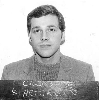 Kevin Barry Artt took part in the Maze prison escape in 1983