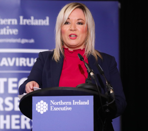 Deputy First Minister Michelle O'Neill