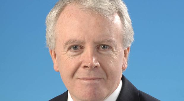 Auditor General Kieran Donnelly has voiced concerns about the legal aid system (NI Audit Office/PA)