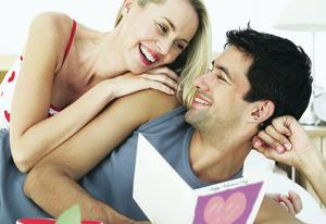 Most couples do still treat each other on Valentine's Day