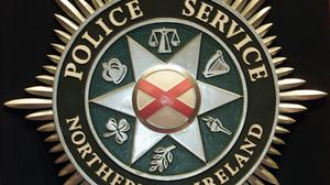 The PSNI arrested a man and a woman in Newry