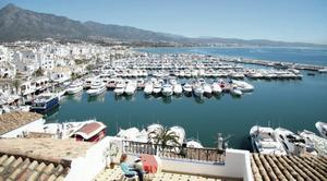 The resort of Puerto Banus