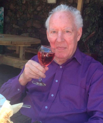 Ronnie Falloon (84) died in Rosevale Lodge Care Home just a few hours after becoming ill