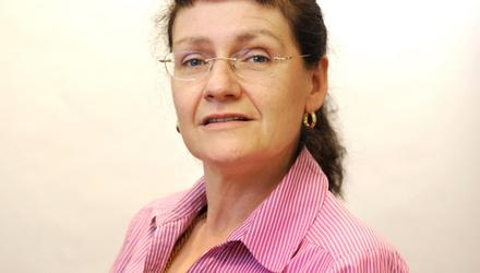 Tina Merron, chief executive of the Integrated Education Fund