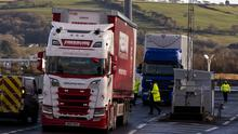 The UK's supermarkets have told the Government urgent intervention is needed to prevent more disruption to Northern Ireland's food supplies (Liam McBurney/PA).